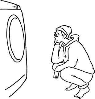 ドラム式洗濯機は乾燥まで